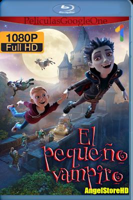 El Pequeño Vampiro (2017) [1080p BRRip] [Dual Latino] [Google Drive] – By AngelStoreHD