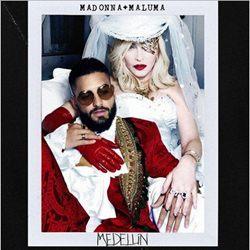Medellín - Madonna feat. Maluma