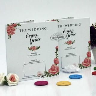 Undangan Pernikahan Laser Cutting, Undangan Pernikahan Lipat 3, Undangan Pernikahan Biasa, Undangan Pernikahan Bentuk Kipas, Undangan Pernikahan Animasi
