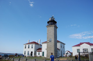 Beavertail Lighthouse on a visit in Sept 2011