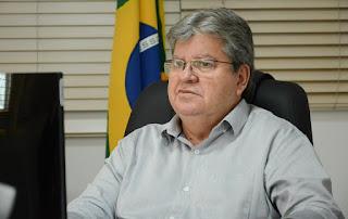 """João descarta possibilidade da PB sediar Copa América: """"o que precisamos agora são vacinas"""""""