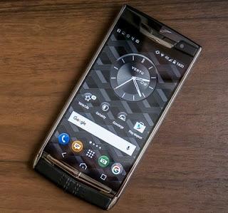 Spesifikasi Terbaru Android Vertu HP Mewah