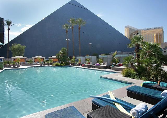 Piscinas em Las Vegas