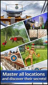 Archery King MOD APK Android Easy Perfect Shot
