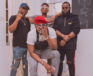 KIZZ DANIEL SIGNS LK KUDDY TO FLYBOY INC