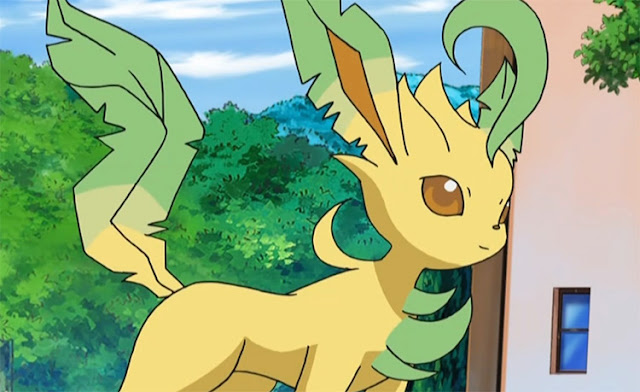 Best Grass Pokemon Best Green Pokemon