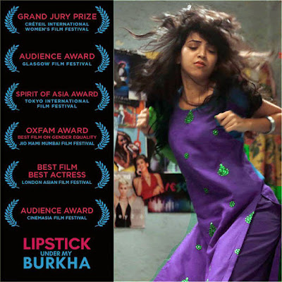Lipstick under my burkha international festival awards