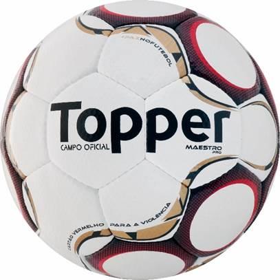 A Topper – marca especialista no futebol brasileiro – é a responsável pelo  desenvolvimento das bolas das séries B fea66b23ef114