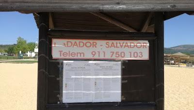 Contacto Nadador Salvador Praia do Azibo