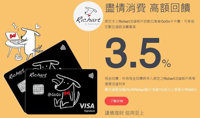 richard-gogo-card-國外網站用外幣刷卡購物,要哪種信用卡、如何處理,匯率+手續費才能最划算?