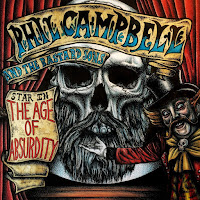 "Phil Campbell and the Bastard Sons - ""The Age of Absurdity"""