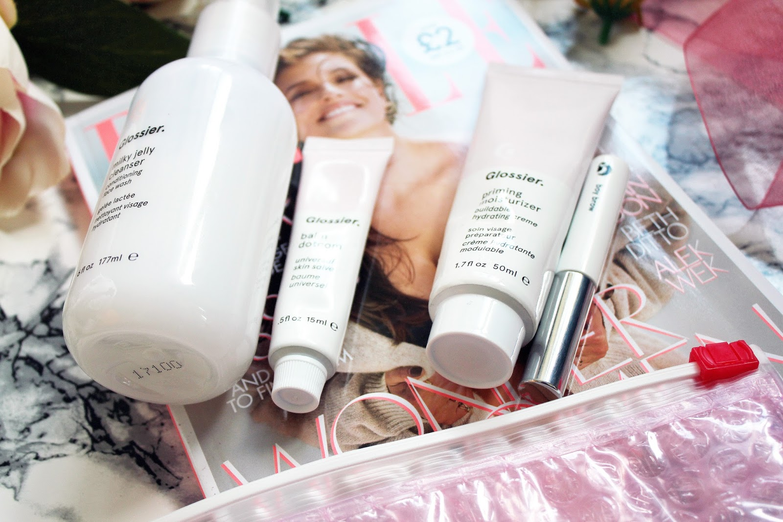aa4c594a40d Well it took me approximately about 3 or 4 hours since Anna put up her  Glossier blog post till I placed an order (you can get 10% by using my code  btw!) ...