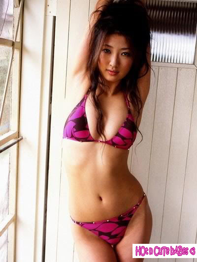 Hot Naked Japanese Babes