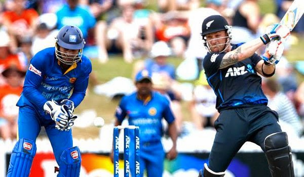 Sri Lanka Meets New Zealand in World Cup Opener