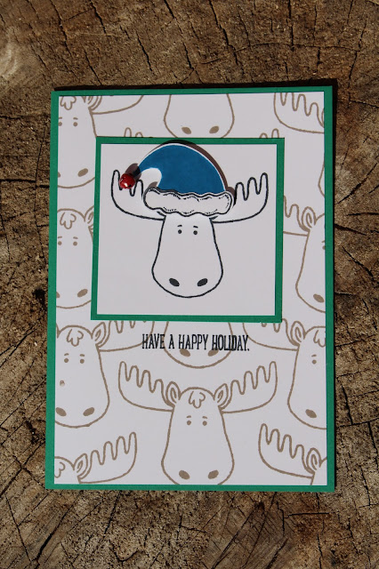 Jolly Friends Stamp Set Stampin' Up!, Jolly Hat Builder Punch Stampin' Up!