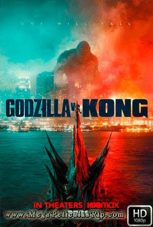 Godzilla VS Kong 1080p Latino