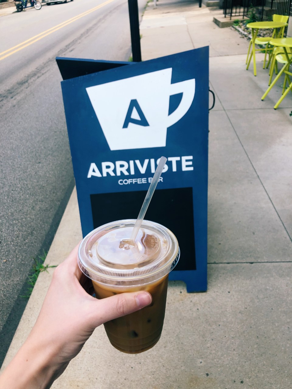 Arriviste Coffee Bar