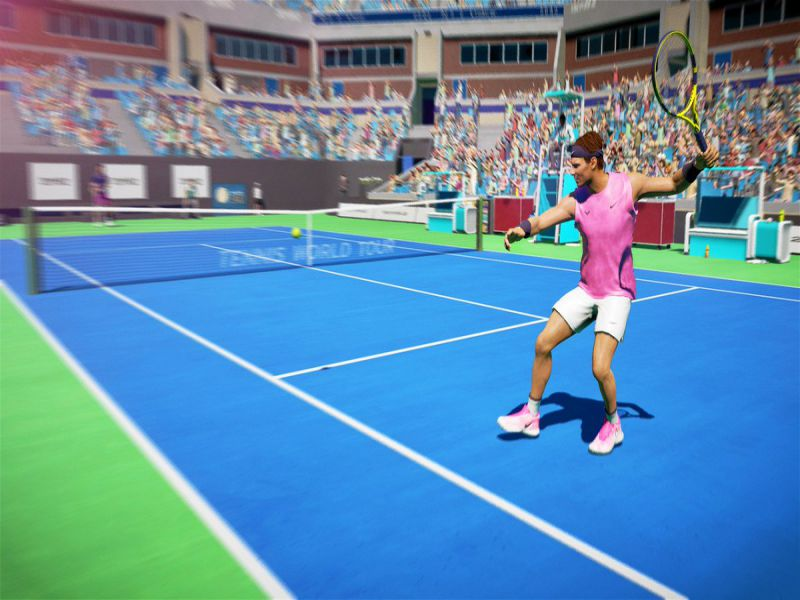 Tennis World Tour 2 Ace Edition Highly Compressed Free Download