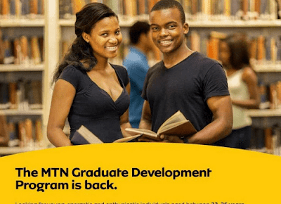 See How To Enrol for MTN Global Graduate Development Programme 2019 for Africans