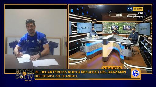 Oficial: Sol de América, regresa José Ortigoza