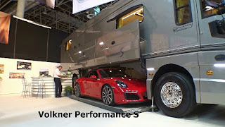 Volkner Mobil Company built the world's most expensive bus named Performance S
