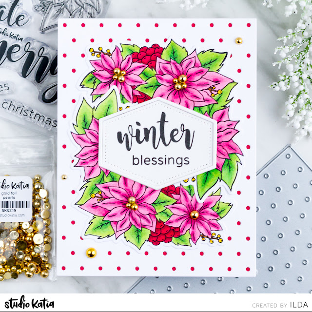 Studio Katia Winter 2019 Release Blog Hop by ilovedoingallthingscrafty.com