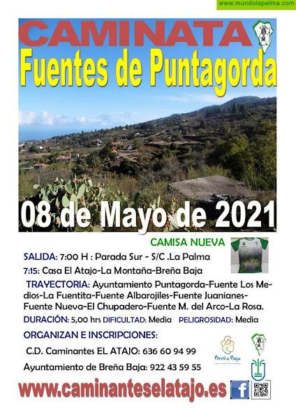 EL ATAJO: Fuentes de Puntagorda