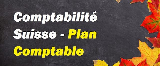 comptabilité suisse-Le plan comptable