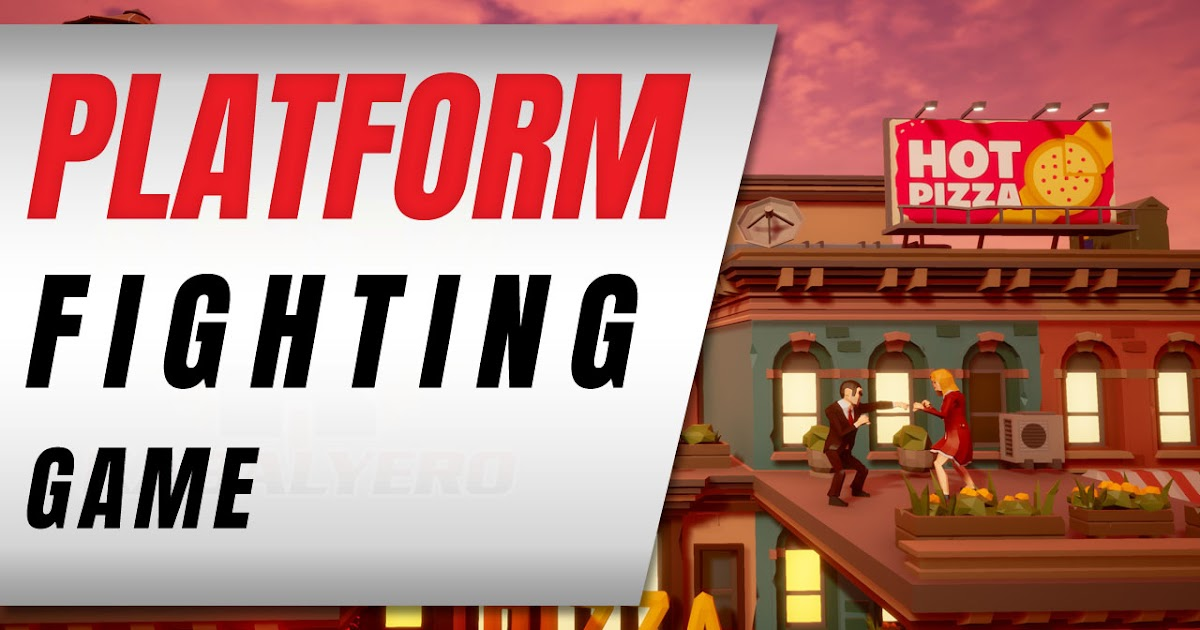 Run Roll Rumble, 3D Action Platform Fighting Game, Launching In