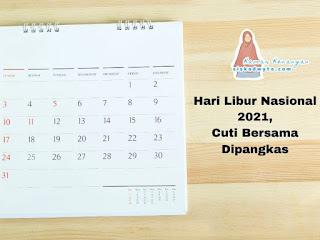 Hari libur nasional 2021