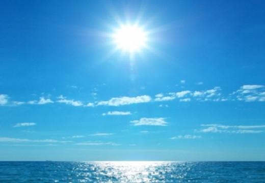 Συνεχίζονται στην Αργολίδα οι αλκυονίδες μέρες - Υψηλές για την εποχή θερμοκρασίες