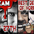 BEST DECADE OF HORROR? 💀 Horror Addicts Live! With Special Guests Horror Guru & Late Late Horror Show