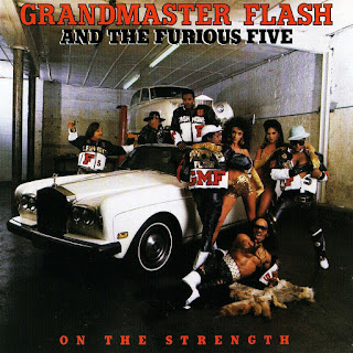 Grandmaster Flash & The Furious Five - On The Strength (1988)