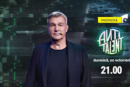 Antitalent episodul 1 online 20 Octombrie 2019