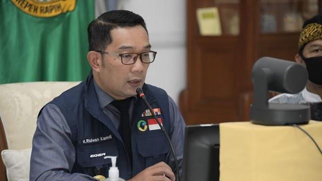 Pemprov Jabar Perpanjang PSBB Proporsional  Hingga 31 Mei 2021