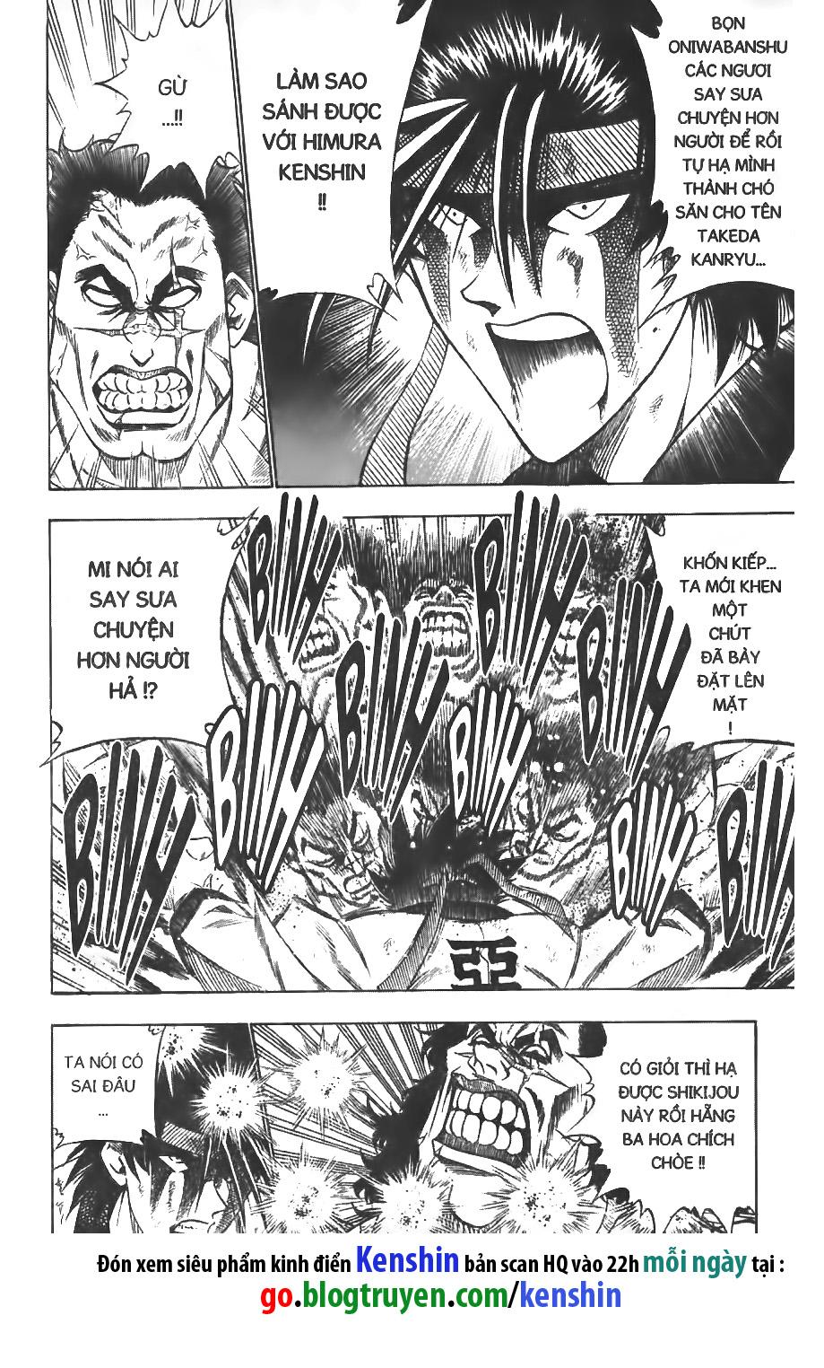 Rurouni Kenshin chap 25 trang 15
