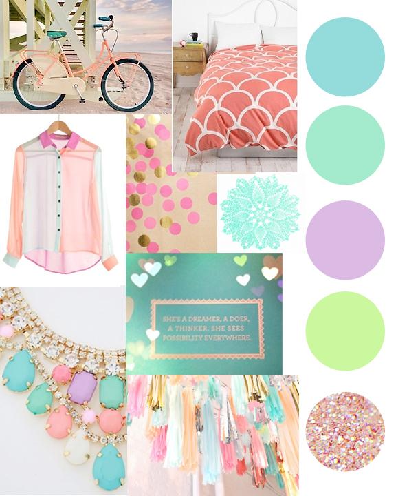Laura Dro: Pastel Color Palette