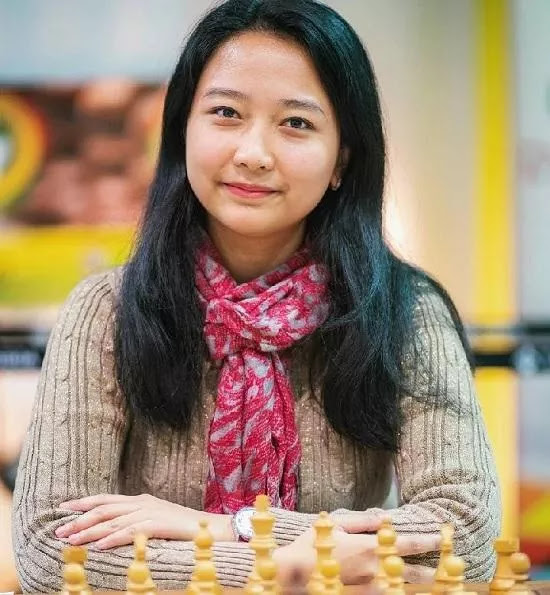 Indonesia's Best Chess Player has the title of Grandmaster