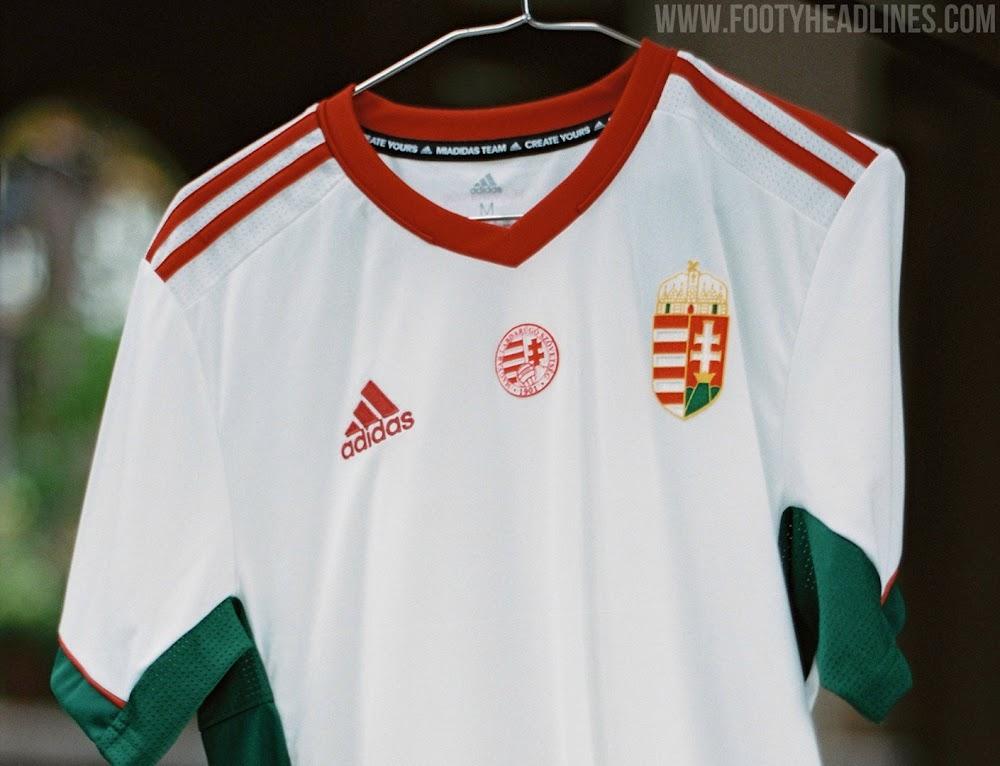 Hungary Euro 2020 Away Kit Released - Footy Headlines