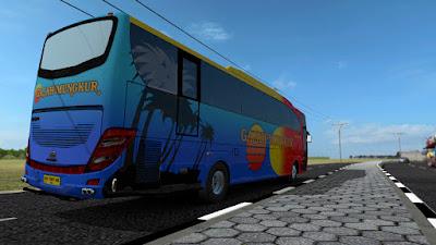 Gajah Mungkur Jetbus HD