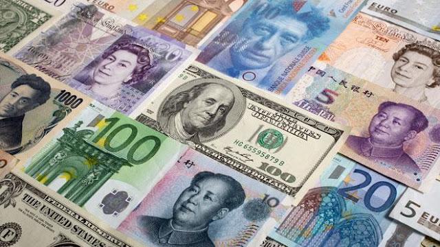 أسعار صرف العملات فى الإمارات اليوم الثلاثاء 19/1/2021 مقابل الدولار واليورو والجنيه الإسترلينى