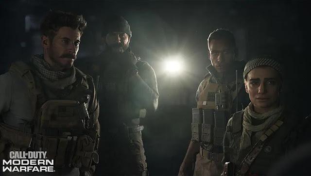 2020'de Yeni  Call of Duty oyunu yayınlayacak