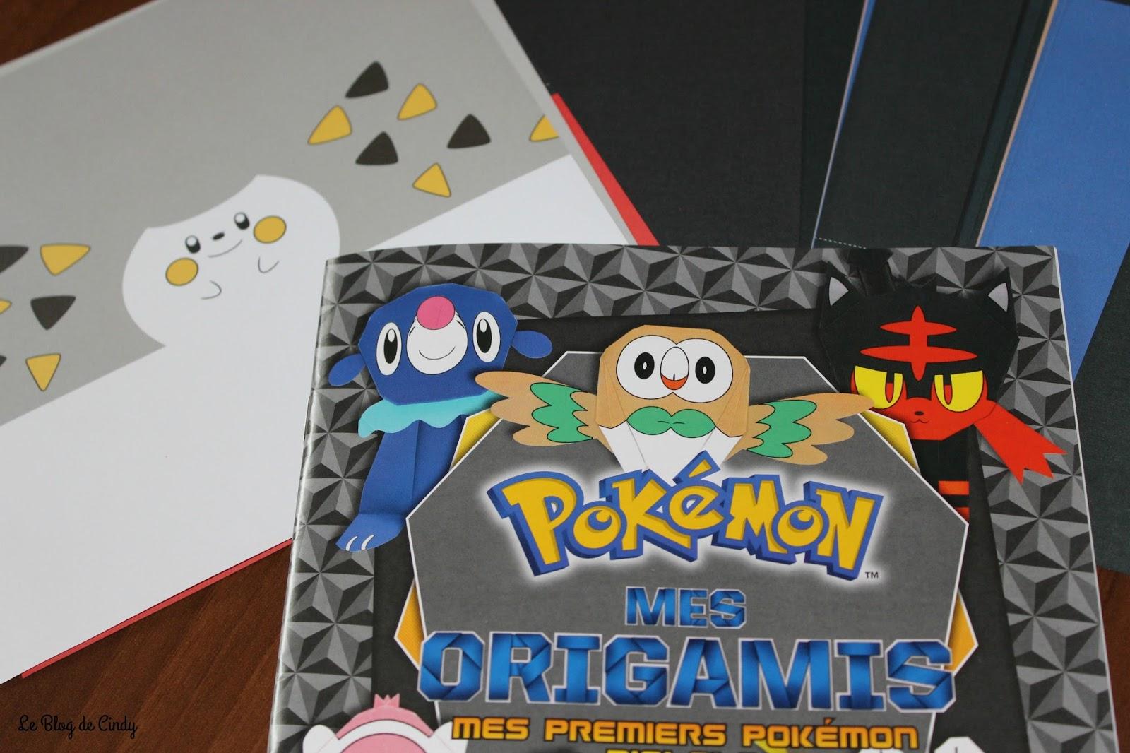 Ldo Mes Origamis Pokémon