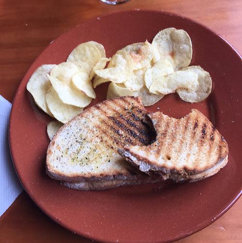 tosta a casa do fauno - Sintra