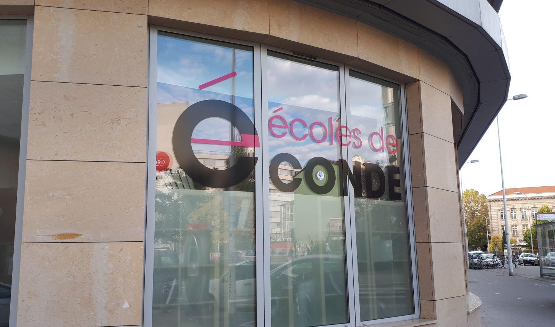 Ecole de Condé, design, arts graphiques, photographie et métiers d'art