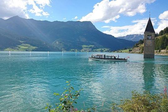 Reschensee, South Tyrol