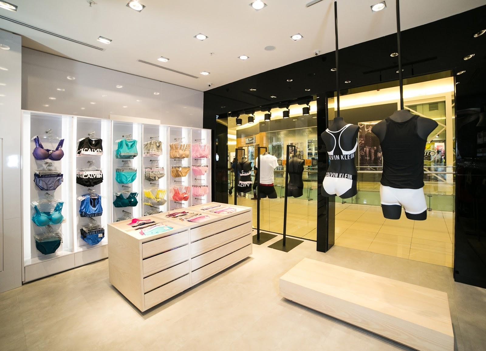 Calvin klein underwear abre nueva tienda en gora mall en for Ropa interior americana
