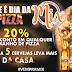 BROTAS DE MACAÚBAS: DIA DA PIZZA É NO ESPAÇO MIX