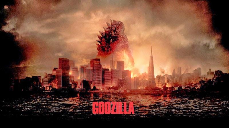Quái Vật Godzilla 2 quai vat 2