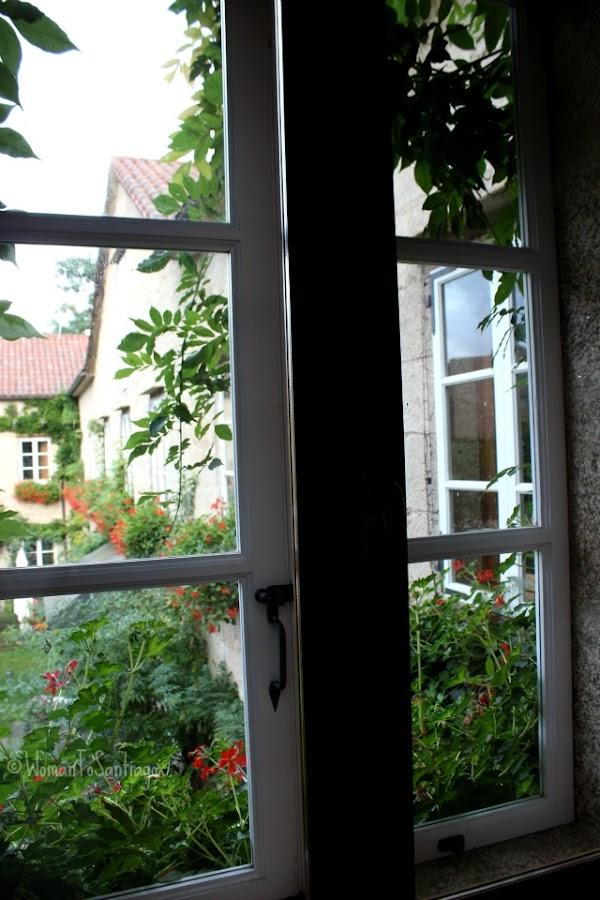 foto vista desde ventana